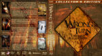 Wrong Turn: The Carnage Collection (2003-2014) R1 Custom Blu-Ray Cover