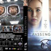 Passengers (2016) R1 CUSTOM Cover