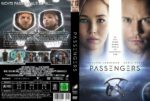 Passengers (2016) R2 GERMAN Custom Cover