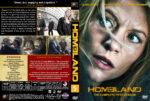 Homeland – Season 5 (2017) R1 Custom Cover & Labels