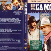 3 MOVIE COLLECTION: LOUIS L'AMOUR (2010) R1 Cover