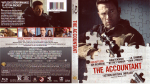 THE ACCOUNTANT (2016) R1 Blu-Ray Cover