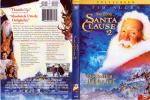 SANTA CLAUSE 2 (2002) R1 DVD Cover