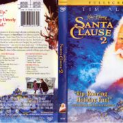 SANTA CLAUSE 2 (2002) R1 DVD Cover