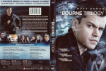 THE BOURNE TRILOGY (2008) R1 DVD Cover