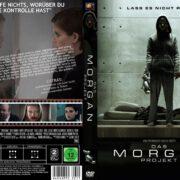 Das Morgan Projekt (2016) R2 GERMAN Custom Cover
