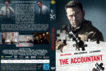 The Accountant (2016) R2 German Custom Cover & Labels