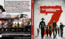 Die Glorreichen Sieben (2016) R2 German Custom Blu-Ray Cover & label
