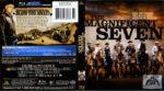 The Magnificent Seven (1960) R1 Blu-Ray Cover & Label