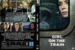 The Girl on the Train (2016) R2 GERMAN Custom Cover