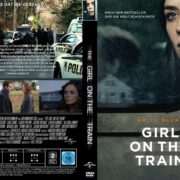 The Girl on the Train (2016) R2 GERMAN Custom Cover