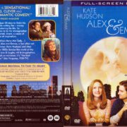 ALEX & EMMA (2003) R1 DVD Cover