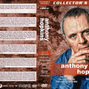 Anthony Hopkins Film Collection - Set 1 (1967-1972) R1 Custom Covers