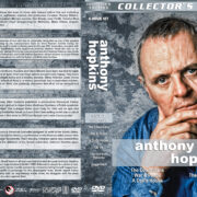 Anthony Hopkins Film Collection - Set 2 (1972-1974) R1 Custom Covers