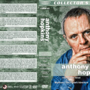 Anthony Hopkins Film Collection - Set 4 (1978-1981) R1 Custom Covers