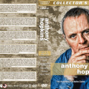 Anthony Hopkins Film Collection - Set 5 (1981-1984) R1 Custom Covers