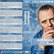 Anthony Hopkins Film Collection - Set 6 (1985-1988) R1 Custom Covers