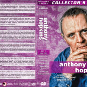 Anthony Hopkins Film Collection - Set 7 (1988-1991) R1 Custom Covers