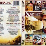 8 MOVIE PACK WESTERNS (2012) R1 DVD Cover