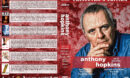 Anthony Hopkins Film Collection - Set 12 (2001-2005) R1 Custom Covers