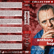 Anthony Hopkins Film Collection - Set 15 (2012-2015) R1 Custom Covers