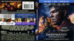 Deepwater Horizon (2016) R1 Blu-Ray Cover & Labels