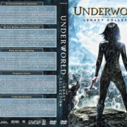 Underworld: The Legacy Collection (2003-2017) R1 Custom Cover
