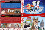 101 Dalmatians Double Feature (1961-2003) R1 Custom Cover