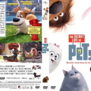 The Secret Life of Pets (2016) R1 Custom V2 Cover & Label