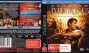Immortals 3D (2011) R4 Blu-Ray Cover & Labels
