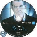 IT (2016) R4 DVD Label