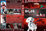 101/102 Dalmatians Double Feature (1996-2000) R1 Custom Cover