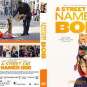 A Street Cat Named Bob (2016) R0 CUSTOM Cover & Label