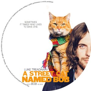 Street Cat Named Bob Disc