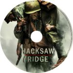 Hacksaw Ridge (2017) R0 CUSTOM Label