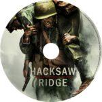 Hacksaw Ridge (2017) R0 CUSTOM Label