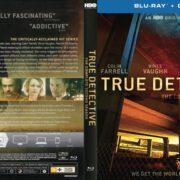 True Detective: Season 2 (2016) R1 Custom Blu-Ray Covers