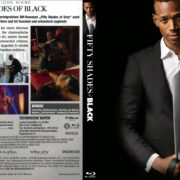 Fifty Shades Of Black (2016) R2 German Custom Blu-Ray Cover