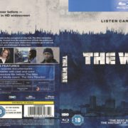 The Wire: The Complete Series (2015) R2 Custom Blu-Ray Covers