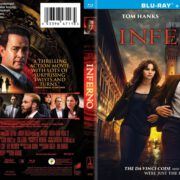 Inferno (2016) R1 Custom Blu-Ray Covers