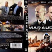Marauders – Die Reichen werden bezahlen (2016) R2 GERMAN Custom Cover