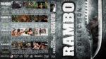 Rambo Collector's Pack (1982-2008) R1 Custom Blu-Ray Cover