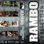 Rambo Collector's Pack (1982-2008) R1 Custom Blu-Ray Cover