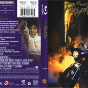 Purple Rain (1984) R1 Blu-Ray Cover & Label