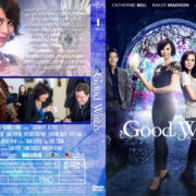 Good Witch Staffel 1 (2015) R2 German Custom Cover & Labels