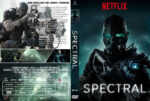 Spectral (2016) R2 German Custom Cover & Labels