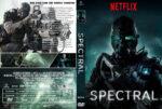 Spectral (2016) R2 German Custom Cover & Labels