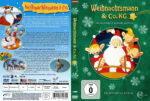 Weihnachtsmann & Co KG (1997) R2 German Custom Cover & Labels