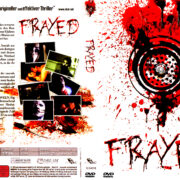 Frayed (2009) R2 German Cover & Label