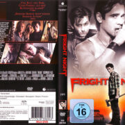 Fright Night (2011) R2 German Cover & Label